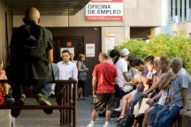Безработица в Испании достигла рекордных высот