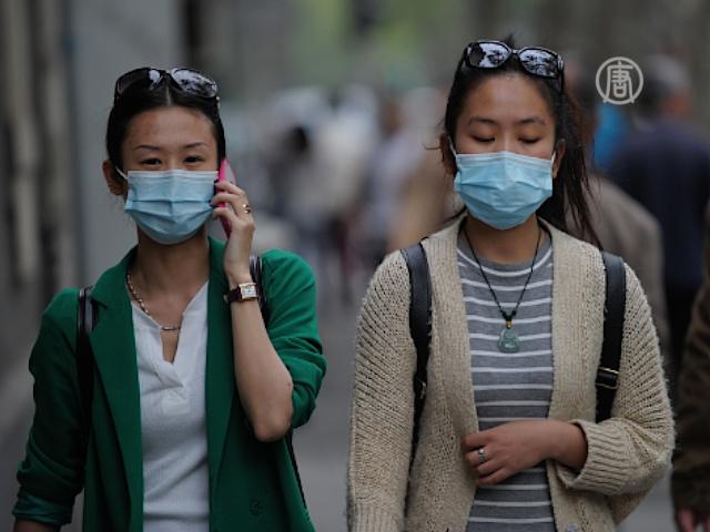 Вирус H7N9 проник на Тайвань