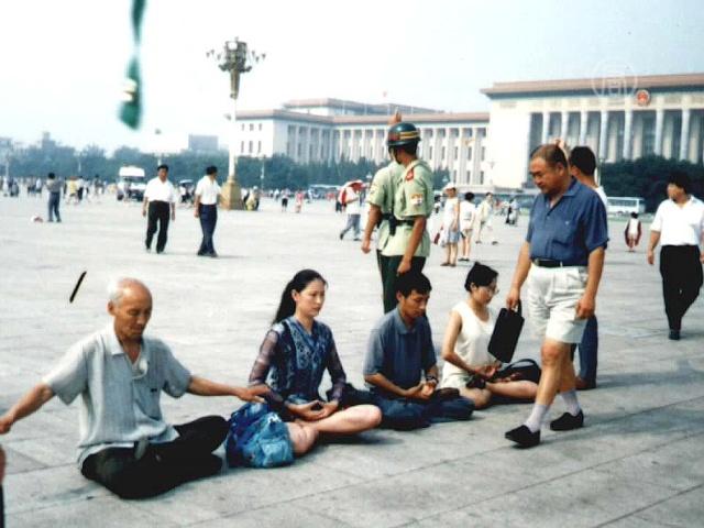 14 лет мирного противостояния репрессиям