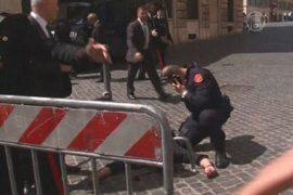 Итальянцы: в стрельбе в Риме виноваты власти