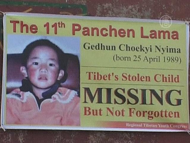 Тибетцы требуют освободить Панчен-ламу