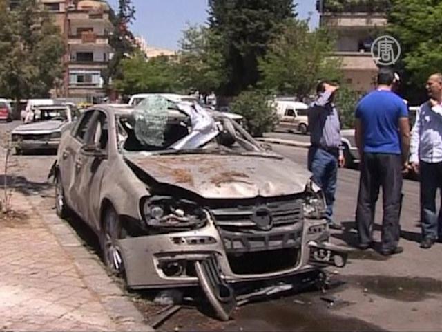 Теракт в Дамаске: премьер-министр не пострадал