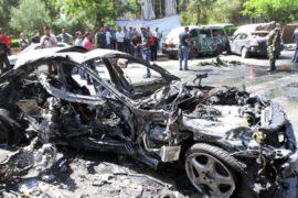 Второй за два дня взрыв в Дамаске