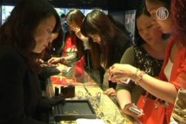 Китайцев охватила золотая лихорадка