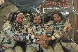 Новый экипаж МКС сдаёт экзамены перед полётом
