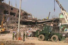 В Бангладеш прекратили поиски выживших