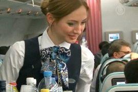 В Турции стюардессам запрещают ярко красить губы