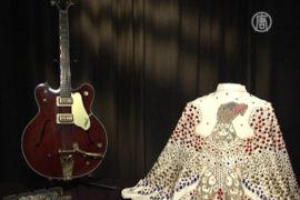 В доме Элвиса Пресли проходят выставки