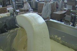 Цены на молоко в России выросли на 25%