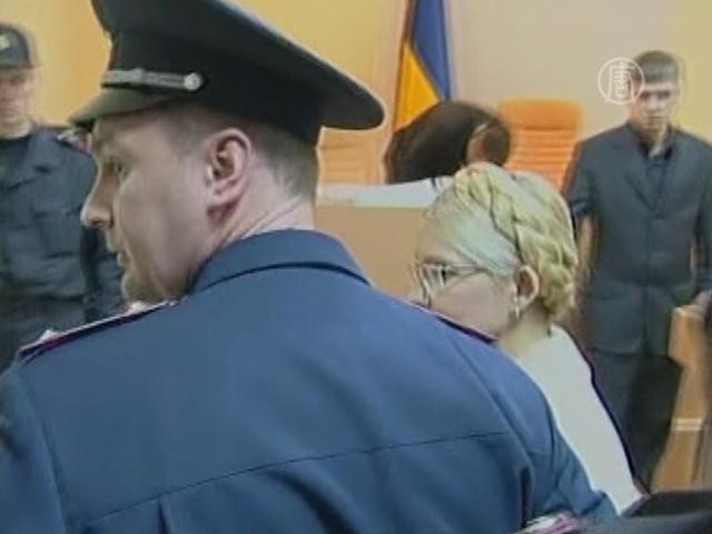 Арест Тимошенко не был политически мотивированным?