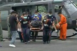 Погибших альпинистов спустили с Майона