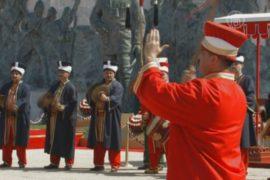 В Турции прошел день памяти погибших воинов