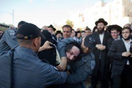 Стычки у Стены Плача: ортодоксы против женщин