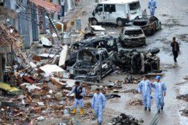 Турция: взрывчатку для теракта привезли из Сирии