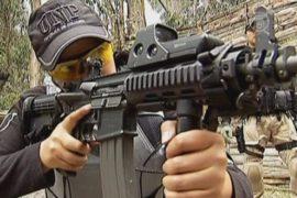 «Амазонки» в бронежилетах набирают популярность