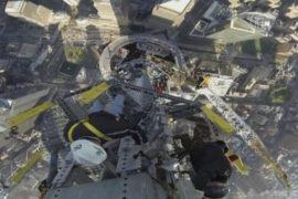 На 541 метр в высоту поднялась Башня Свободы