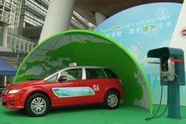 Сделают ли электротакси воздух Гонконга чище?