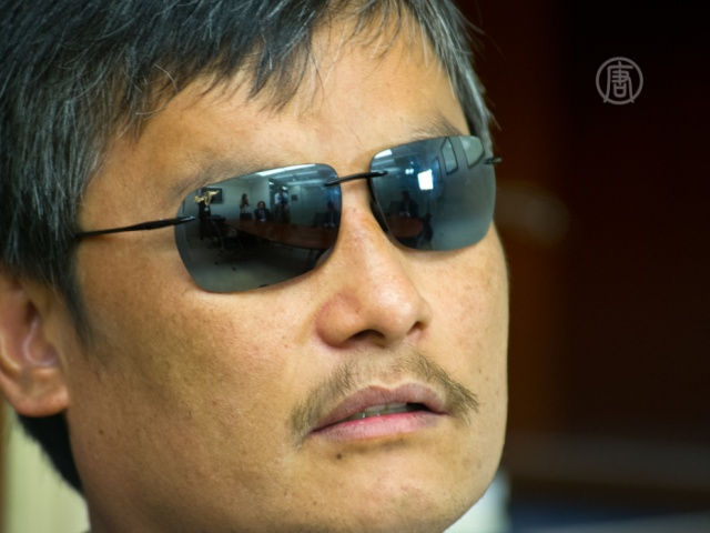 Активист из Китая назвал власти КНР «силами зла»