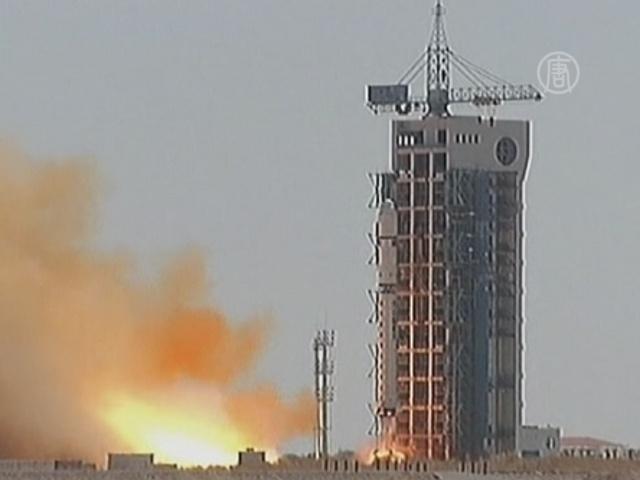 Что Китай запустил в космос?