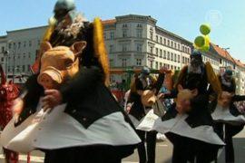 Карнавал культур отпраздновали в Берлине