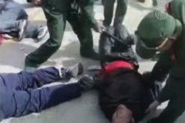 КНР: полицейских учат, как репрессировать тибетцев