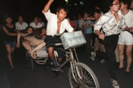 КНР: бывший чиновник говорит о бойне студентов