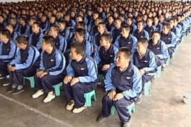 Европа обеспокоена трудовыми лагерями в Китае