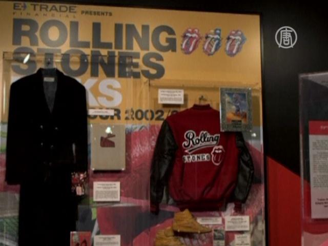 50-летие Rolling Stones отметят выставкой