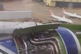 Экстренная посадка совершена в аэропорту Хитроу