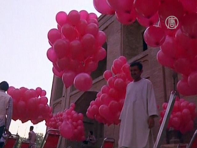 10 тысяч «шариков надежды» для афганцев