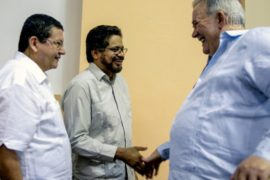 Колумбия договорилась с боевиками ФАРК