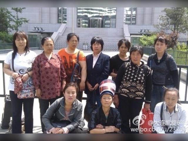Жертвы пыток в КНР написали президенту