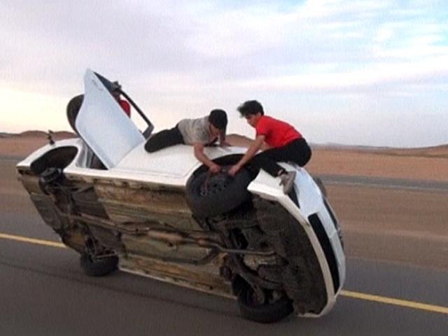 За автомобильным экстримом — в Саудовскую Аравию