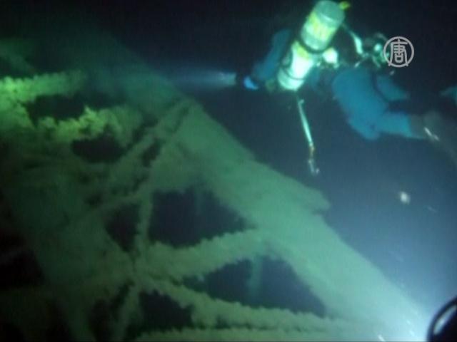 В Черном море нашли судно с останками тысяч людей