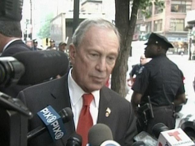 Мэру Нью-Йорка прислали отравленные письма