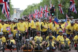 Велогонка в Лондоне поддержит британских солдат