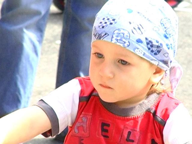 Детский велофестиваль состоялся в Пятигорске