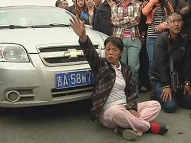 Пожар на птицеферме в Китае вызвал народный бунт