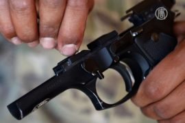 Соглашение о торговле оружием подписано