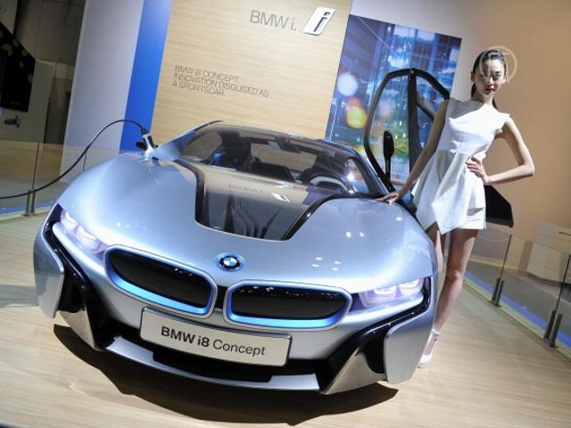 BMW пустит корни в Южной Корее