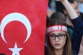 Власти Турции извиняются перед защитниками парка