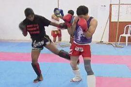 Религия тайскому боксу — не помеха
