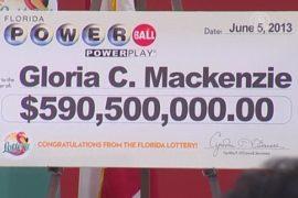 84-летняя бабушка из США выиграла почти $600 млн