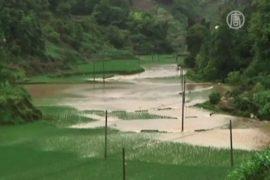 Юго-запад Китая страдает от наводнений