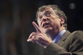 Билл Гейтс хочет покончить с бедностью