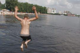 В Киеве проверили пляжи