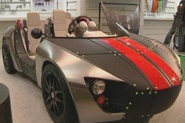 Тoyota показала детский электромобиль-конструктор