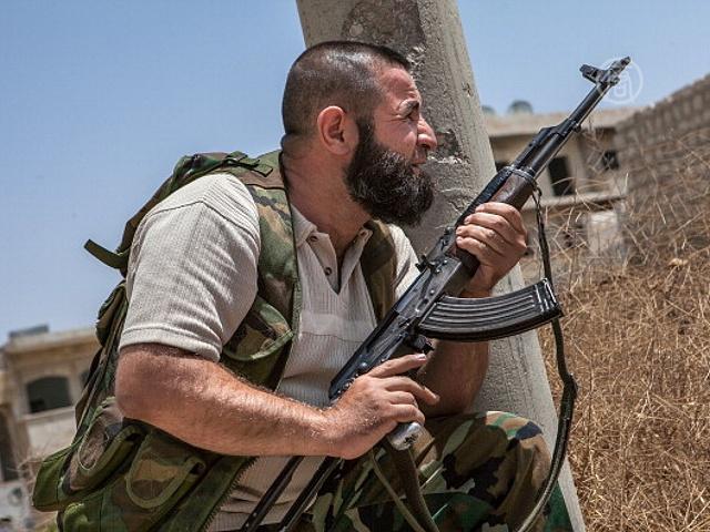 США будут поставлять оружие повстанцам Сирии