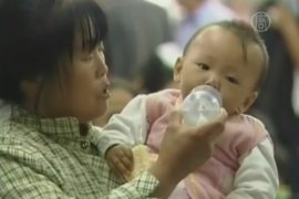 Содержание свинца в крови китайцев зашкалило