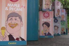 Мороженое «со вкусами» мировых лидеров на G8